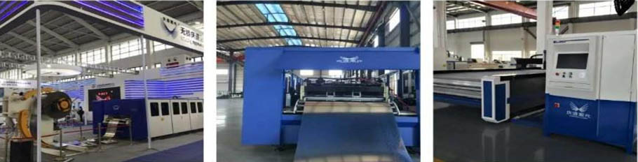 Coil material Laser Cutting Machine6