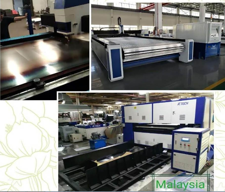 Coil material Laser Cutting Machine9