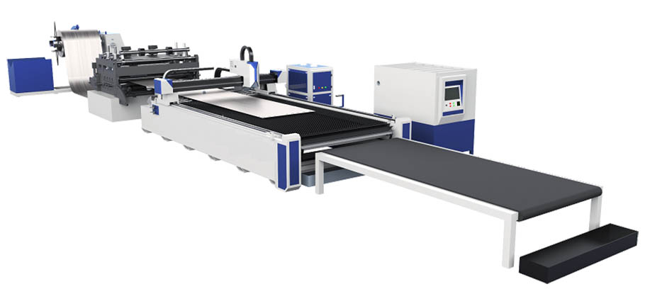 coil fed laser cutting machine 5